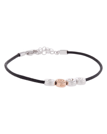 Armband Love 925 Sterling Silber-Stoff caї 4045228767959