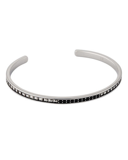 Armband Royal Punk aus 925 Sterling Silber mit Spinell caї 4045228894983