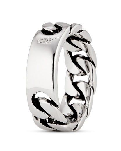 Ring Royal Punk aus 925 Sterling Silber caї