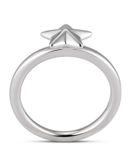 Ring aus 925 Sterling Silber caї silber