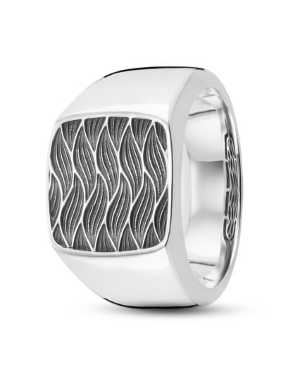 Ring Nautic Traveller aus 925 Sterling Silber caï