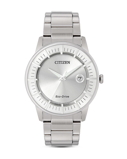 Solaruhr Eco Drive AW1260-50A CITIZEN silber 4974374232465