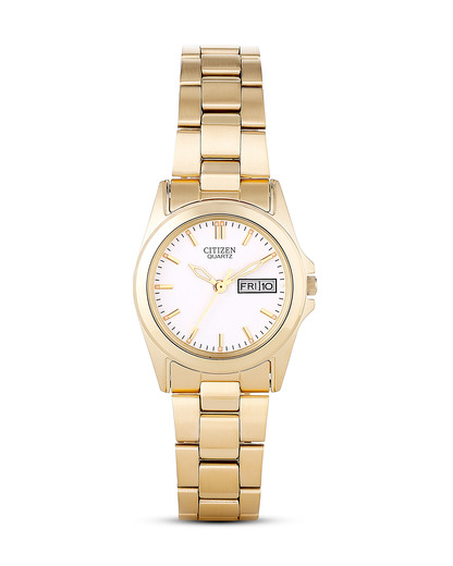 Quarzuhr EQ0562-54AE CITIZEN gold 4974374207654