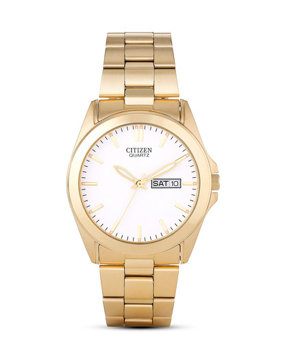 Quarzuhr BF0582-51AE CITIZEN gold 4974374207593