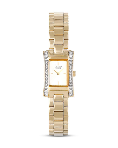 Quarzuhr Basic EZ6312-52P CITIZEN gold 4974374219121