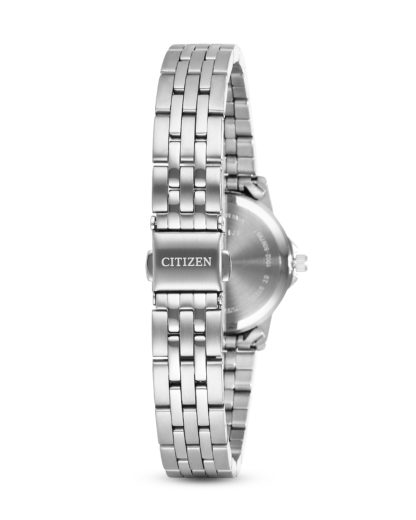 Quarzuhr Basic EQ0601-54AE CITIZEN Damen Edelstahl 4974374247872