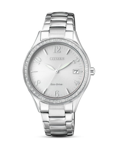 Solaruhr Eco-Drive EO1180-82A CITIZEN silber 4974374263216