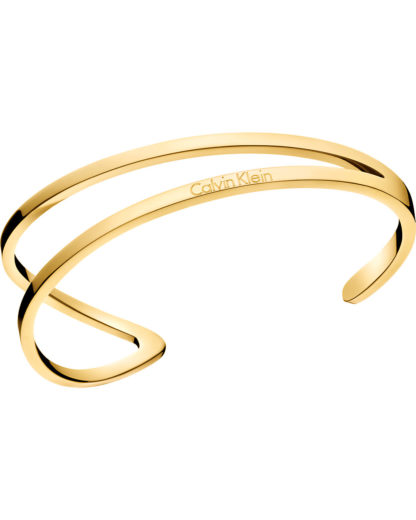 Armband Outline CALVIN KLEIN Gold  7612635110875