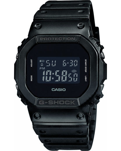 Digitaluhr DW-5600BB-1ER CASIO Herren Resin 4971850959786