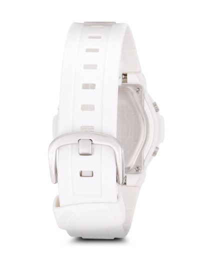 Digitaluhr BGA-110-7BER BABY-G Damen Resin 4971850435853