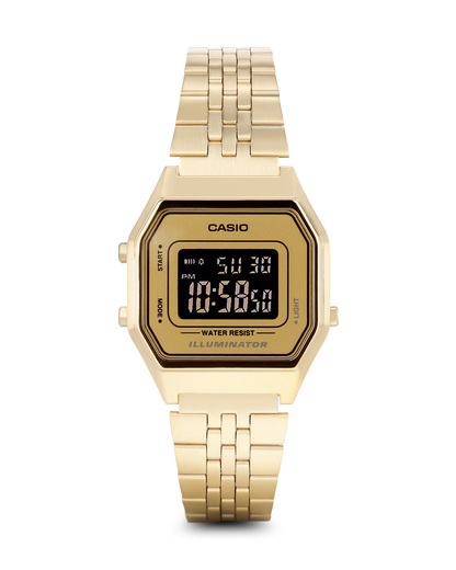 Digitaluhr Retro Collection LA680WEGA-9BER CASIO gold 4971850924029