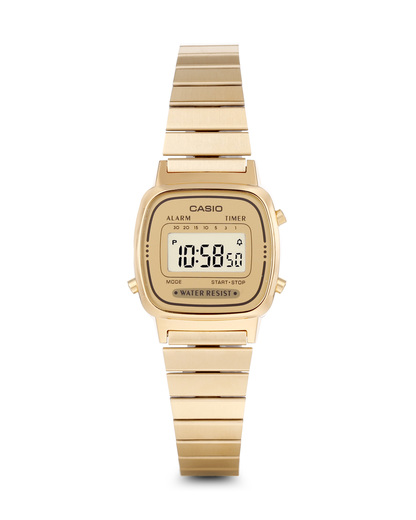 Digitaluhr Retro Collection LA670WEGA-9EF CASIO gold 4971850935155