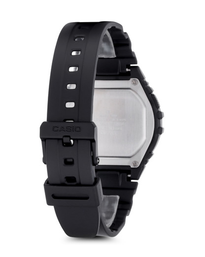 Digitaluhr W-216H-1AVEF CASIO Herren Resin 4971850999027