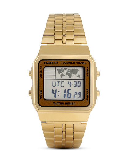 Digitaluhr A500WEGA-9EF CASIO gold 4971850050094
