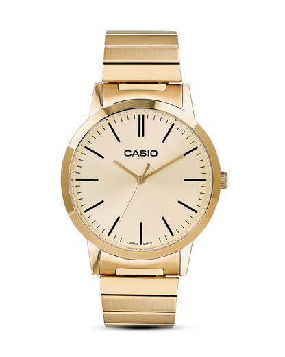 Quarzuhr LTP-E118G-9AEF CASIO gold 4549526104978