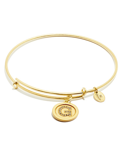 Armreif INITIALS Messing Chrysalis 5052469158520