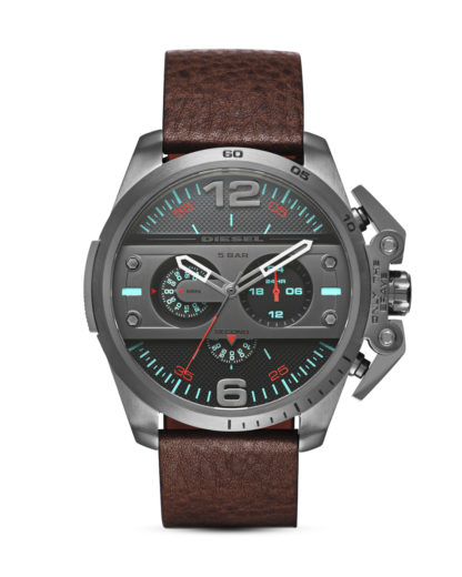 Chronograph Ironside Advanced DZ4387 DIESEL braun,grau 4053858618756