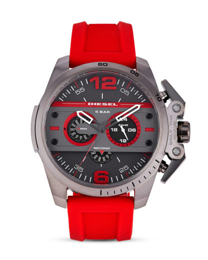 Chronograph Ironside Advanced DZ4388 DIESEL grau,rot 4053858618732