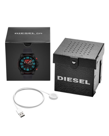 Smartwatch Full Guard 2.5 DZT2010 DIESEL ON Herren Silikon 4013496057140