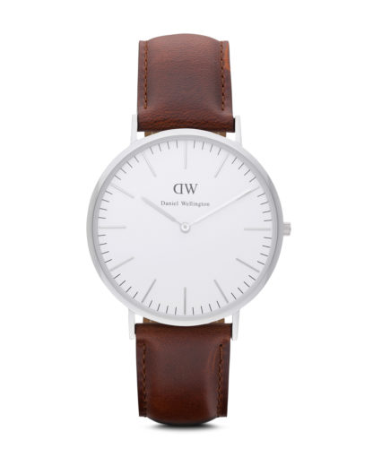 Quarzuhr St Andrews 0207DW Daniel Wellington Braun 7350068240157