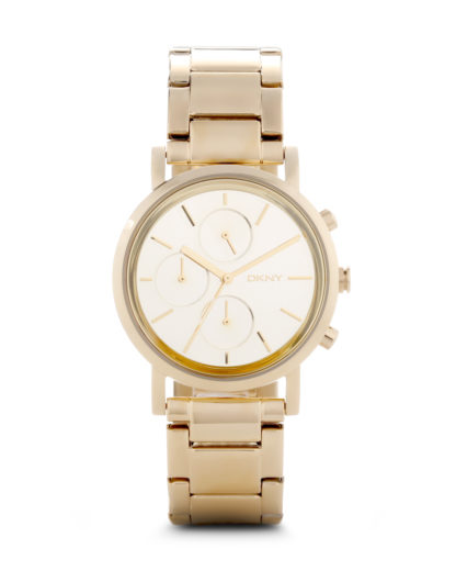 Chronograph LEXINGTON Donna Karan New York NY8861 DKNY gold 4053858030787