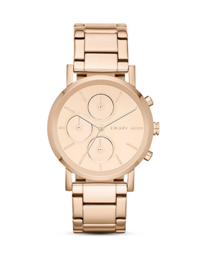 Chronograph LEXINGTON NY8862 DKNY roségold 4053858030794