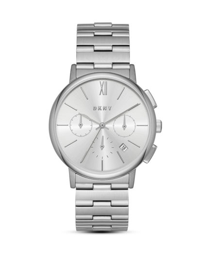 Chronograph Willoughby NY2539 DKNY silber 4053858768888