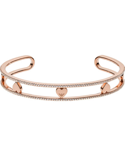 Armband aus Sterling Silber EMPORIO ARMANI Rosegold  4013496527322