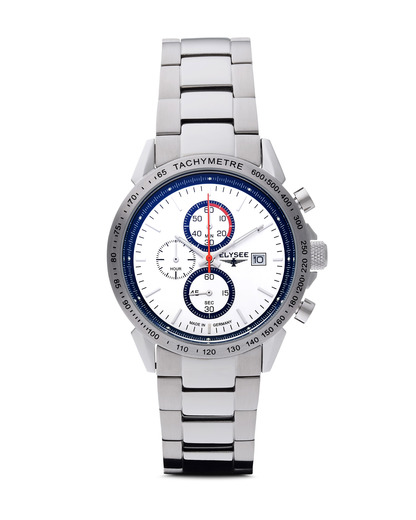 Chronograph Arrow 13264  silber 4005420908291