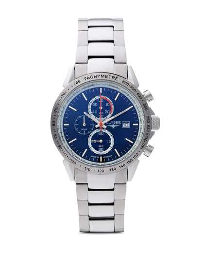 Chronograph Arrow 13265  blau,silber 4005420908307