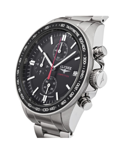 Chronograph Start-Up 18011  Herren Edelstahl 4005420910355