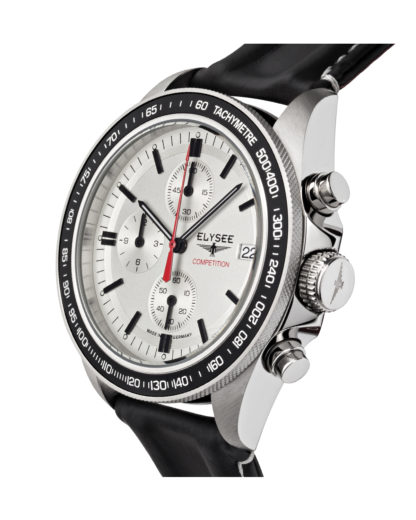Chronograph Start-Up18010L ELYSEE Herren Leder 4005420910362