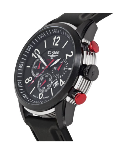 Chronograph The Race I 80524S  Herren Silikon 4005420909465