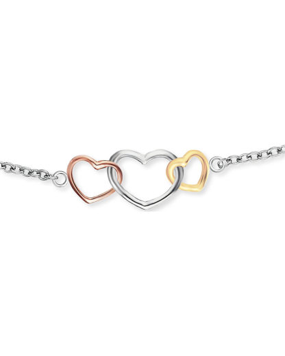 Armband With Love aus Sterling Silber Engelsrufer 4260645869929