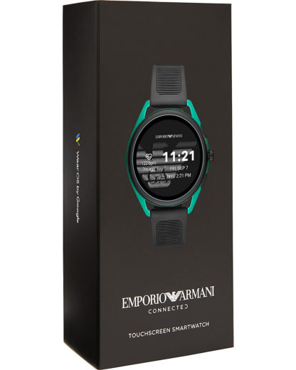 Smartwatch Gen. 5 ART5023 EMPORIO ARMANI CONNECTED schwarz 4013496597349