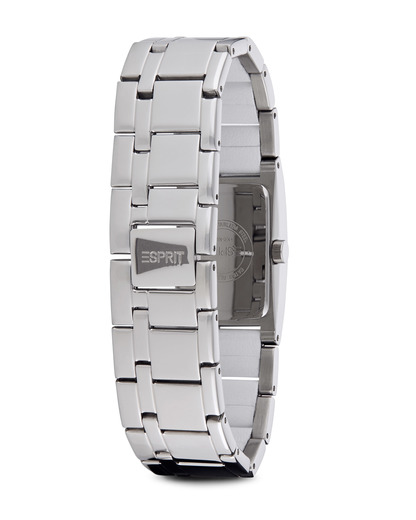 Quarzuhr Time Houston Mix White ES105402001 Esprit Damen Edelstahl 4891945159740