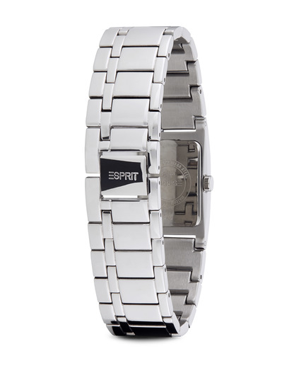 Quarzuhr Time Touch Black Houston ES102432002 Esprit Damen Edelstahl 4891945119768