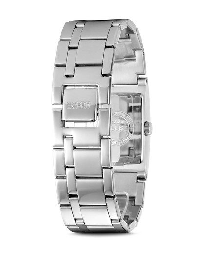 Quarzuhr Time 12/6 Silver Houston ES000M02902 Esprit Damen Edelstahl 4891945097196