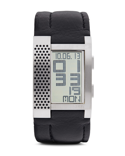 Digitaluhr Time Future Black ES103161002 Esprit schwarz,silber 4891945127633