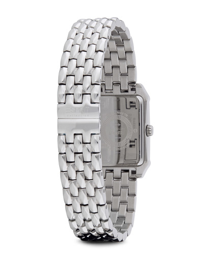 Quarzuhr Collection Time Alke Silver EL101992F06 Esprit Collection Damen Edelstahl 4891945168704