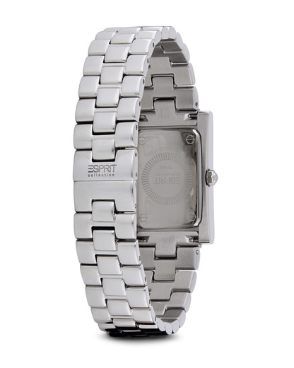 Quarzuhr Collection Time Elektra Pure Silver EL101122F06 Esprit Collection Damen Edelstahl 4891945128357