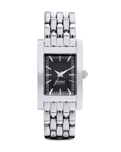 Quarzuhr Collection Time Melia Black EL101492F07 Esprit Collection schwarz,silber 4891945152420