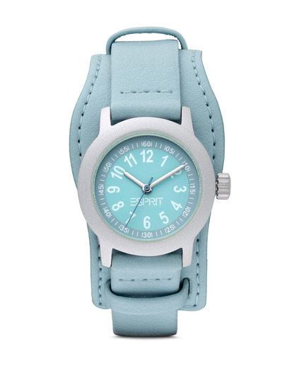 Quarzuhr Little Lady ES106414020 Esprit blau,silber 4891945163501
