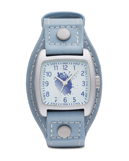 Quarzuhr Adventure girl ES103544002 Esprit blau,silber 4891945125585
