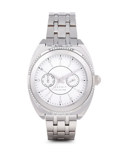 Quarzuhr Clymene EL102072F06 Esprit Collection silber,weiß 4891945183554