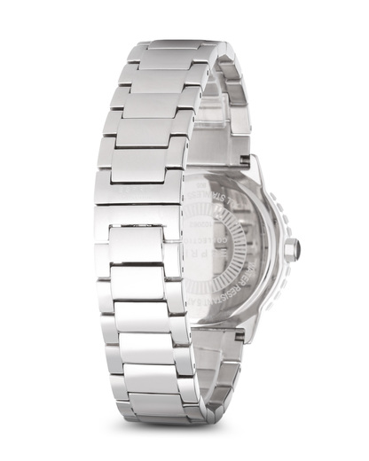 Quarzuhr Angelia Silver EL102062F04 Esprit Collection Damen Edelstahl 4891945183479