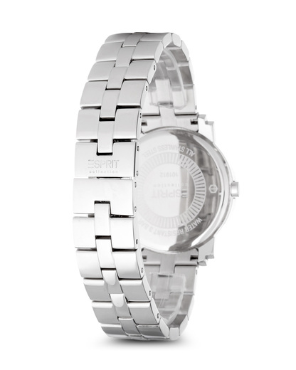Quarzuhr Triteia Silver EL101912F11 Esprit Collection Damen Edelstahl 4891945169084