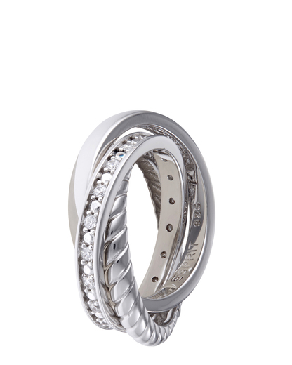 Ring Trylogy 925 Sterling Silber Esprit