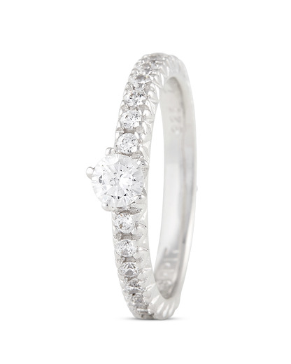Ring Brilliance Grace aus 925 Sterling Silber mit Zirkonia Esprit