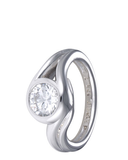 Ring Glamour Solitaire 925 Sterling Silber Esprit